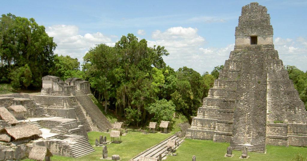 Zona arqueológica y parque nacional de Tikal, Guatemala. Foto: Mike Murga