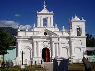 Iglesia Citalá, El Salvador