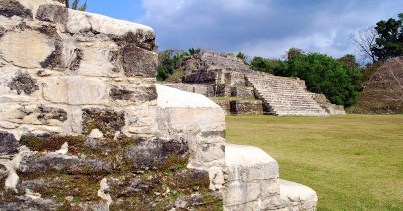 Zona Arqueológica Altún Ha, Belice