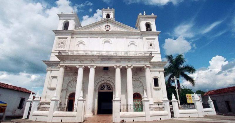 IglesiaSantaLucía, El Salvador