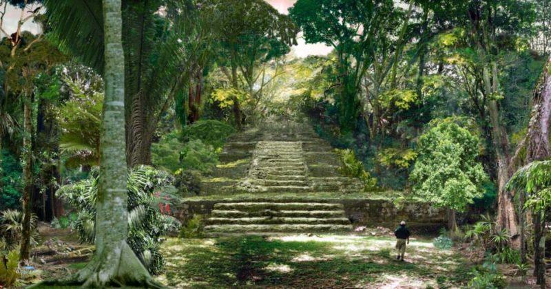Zona Arqueológica El Pilar, Belice