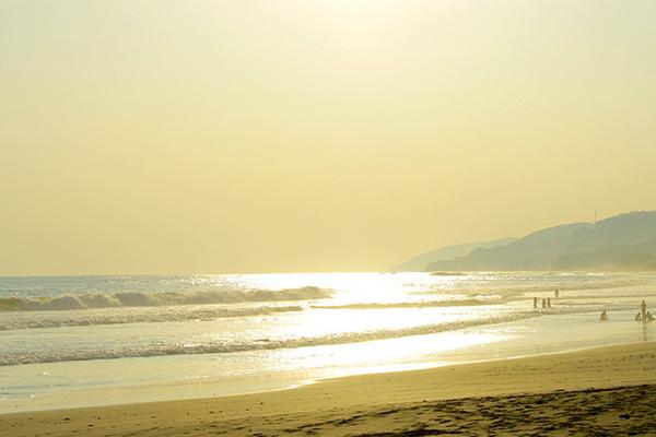 Playa el Majahual, El Salvador