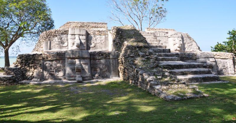 Zona Arqueológica Cerro Maya, Belice