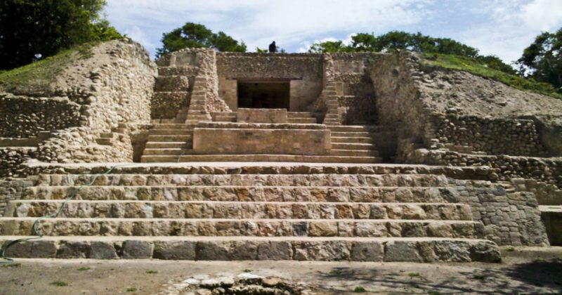 Zona Arqueológica Santa Rita, Belice