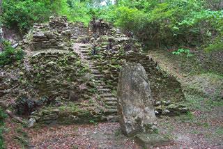 Zona Arqueológica La Milpa, Belice