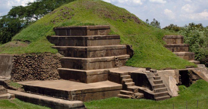 Zona Arqueológica San Andrés, El Salvador