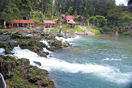 Balneario Las Islas, Guatemala
