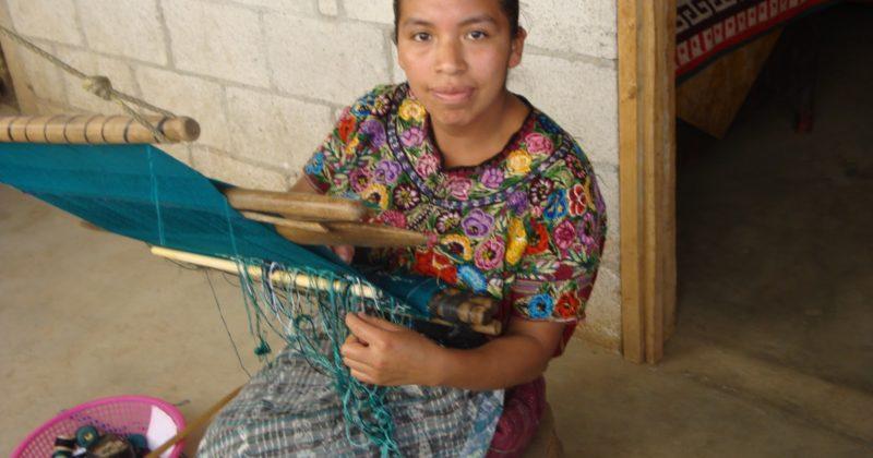 Artesanía en el Departamento de Chimaltenango, Guatemala