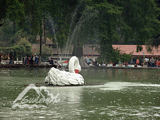 Balneario Los Aposentos, Guatemala