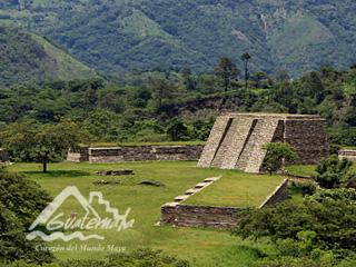 Zona Arqueológica Mixco Viejo, Guatremala
