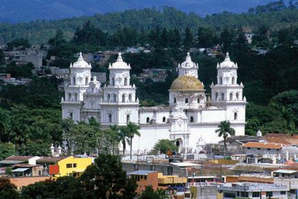 Basílica de Esquipulas, Guatemala