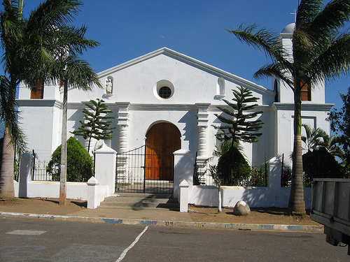 Iglesia San Juan Bautista, El Salvador