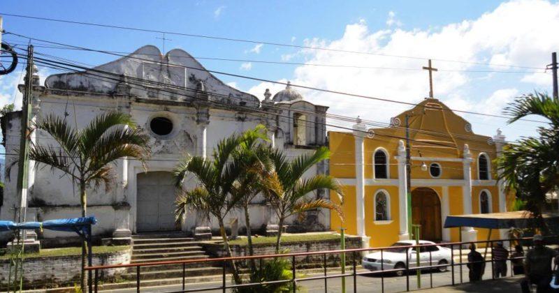 Iglesia de Salcoatitán, El Salvador