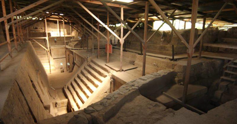 Zona Arqueológica Kaminaljuyu, Guatemala