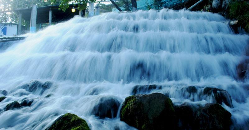 Nacimiento del Río San Juan, Guatemala