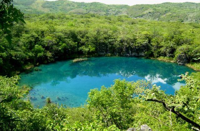 Cenotes La Candelaria, Guatemala