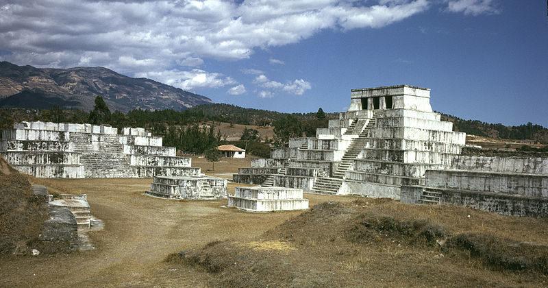 Zona Arqueológica Zaculeu, Guatemala