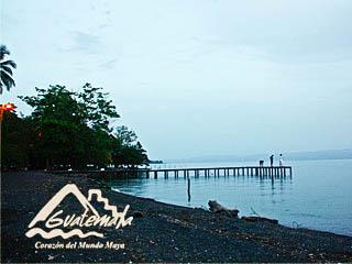 Lago de Izabal, Guatemala