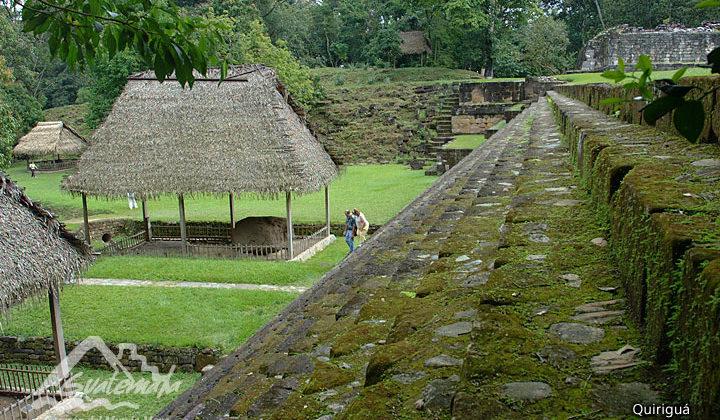 Parque Arqueológico Quiriguá, Guatemala