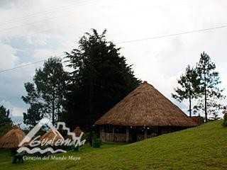 Parque Ecológico Pino Dulce, Guatemala