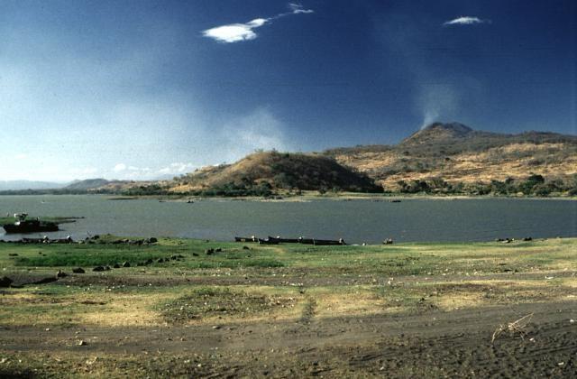 Lago de Guija, Guatemala – El Salvador