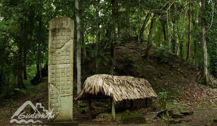 Zona Arqueológica Dos Pilas, Guatemala