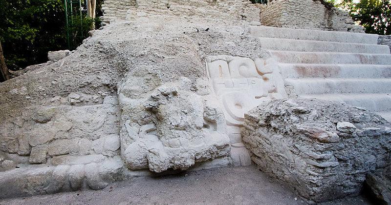 Zona Arqueológica El Mirador, Guatemala