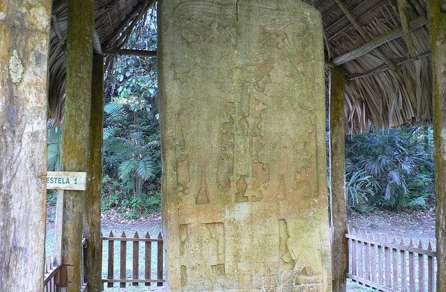 Zona Arqueológica Ixkún, Guatemala