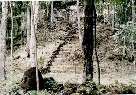 Zona Arqueológica Nakbé, Guatemala