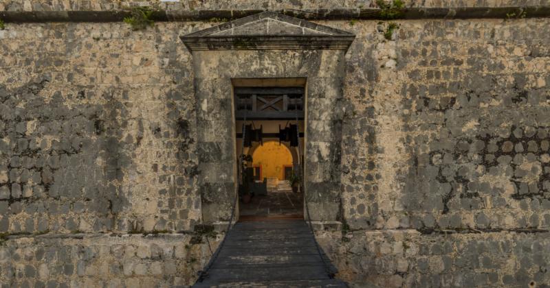 Museo de Arqueología Maya Fuerte de San Miguel, Campeche