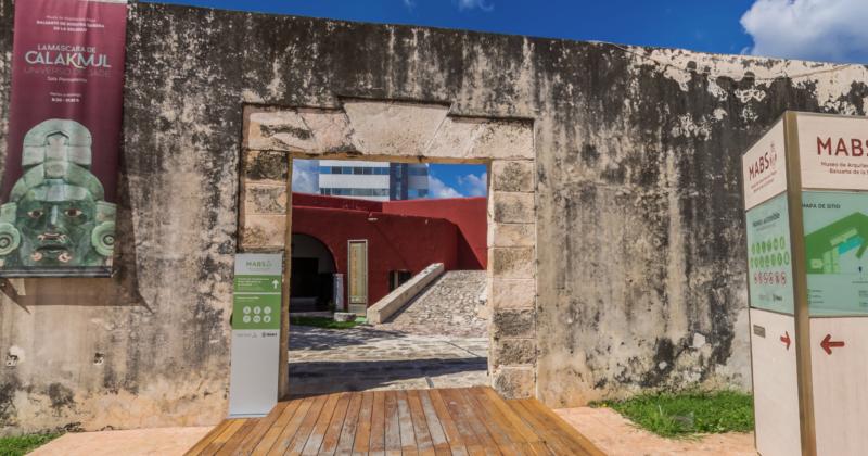 Museo de Arquitectura Maya Baluarte de la Soledad, Campeche