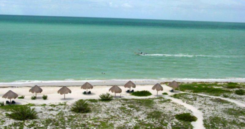 Playa Celestún, Yucatán