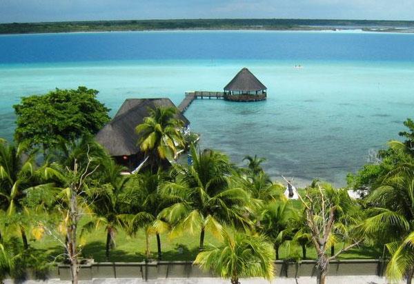 Playa de Bacalar, Quintana Roo
