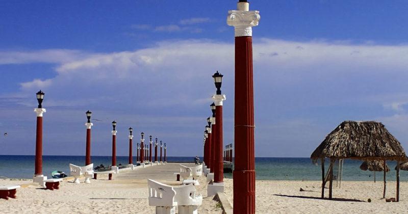 Playa Sisal, Yucatán