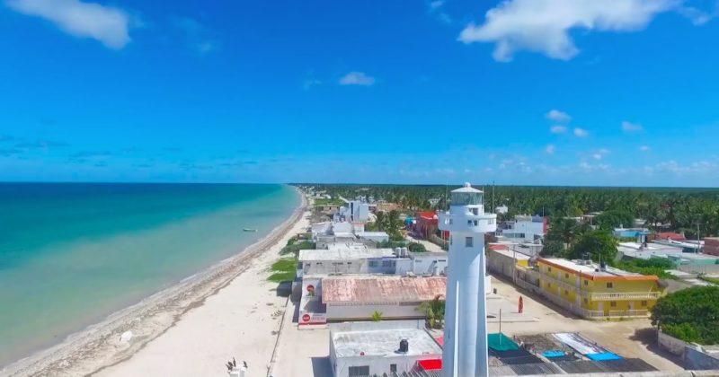 Playa Telchac Puerto, Yucatán