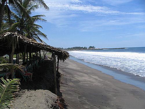 Playas en Puerto Chiapas, Chiapas