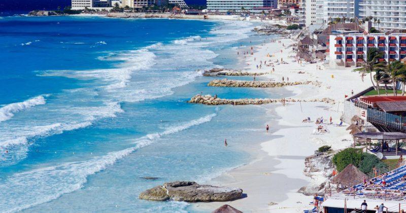 Playas de Cancún, Quintana Roo. Sol, arena y diversión