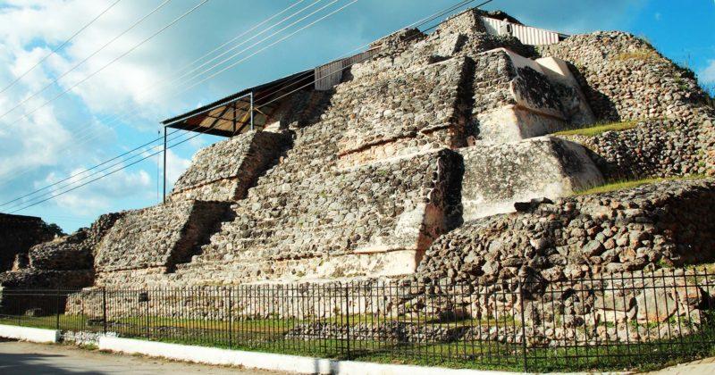 Zona Arqueológica Acanceh, Yucatán