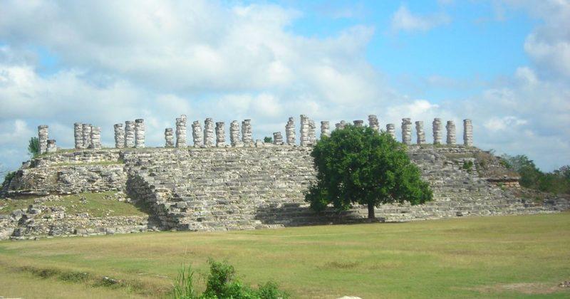 Zona Arqueológica Aké, Yucatán