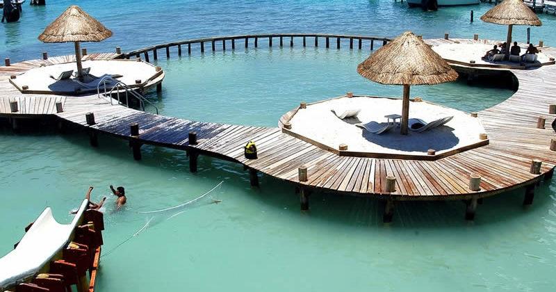 Playas de Isla Mujeres, Quintana Roo