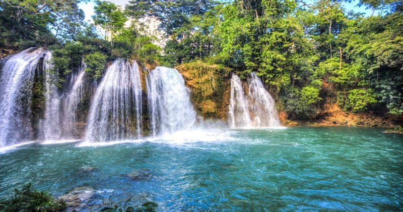 Cascadas Welib Já, Chiapas