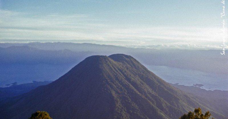 Volcán de Tolimán, Guatemala
