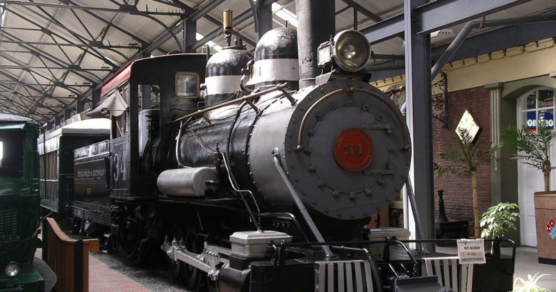 Museo del Ferrocarril, Guatemala