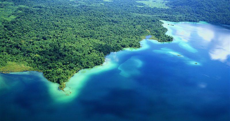 Laguna Miramar, Chiapas