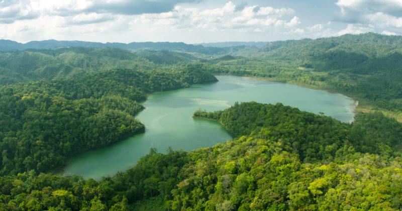 Lagunas de Catazajá, Chiapas