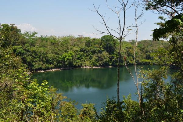 Tres Lagunas, Chiapas