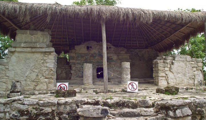 Zona Arqueológica Calica, Quintana Roo
