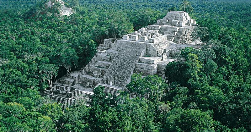 Estado de Campeche, orgulloso representante de la arqueología maya