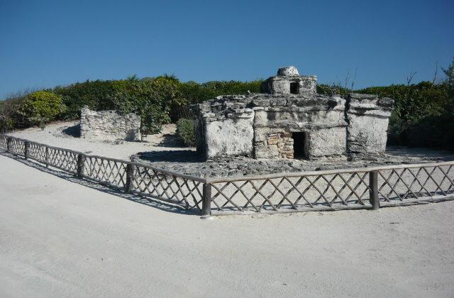 Zona Arqueológica Caracol Punta Sur, Quintana Roo
