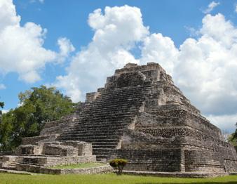 Zona Arqueológica Chacchobén, Quintana Roo